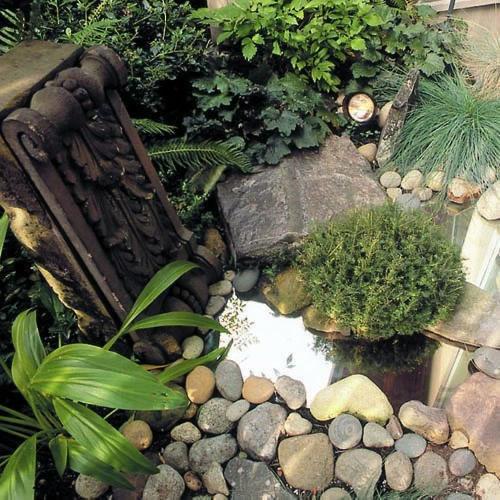 Espejos en el jard n 11 gu a para decorar for Espejos para jardin