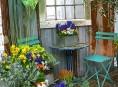 imagen Decora tu jardín con espejos