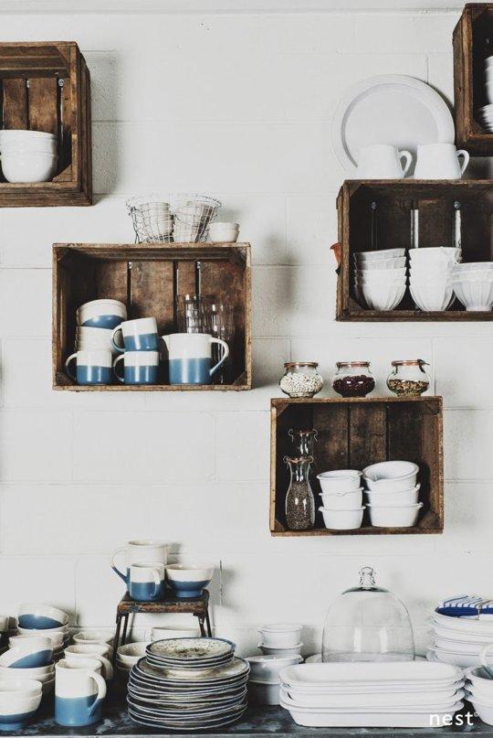 Ideas de estilo para estanter as - Estanterias de pared amazon ...