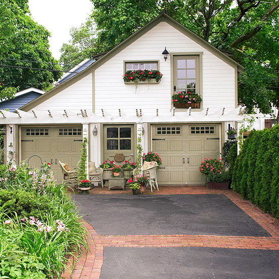 Ideas para mejorar el acceso a tu casa for Proyectar tu casa