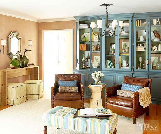 Reforma ecol gica de una sala de estar for Practica muebles valencia