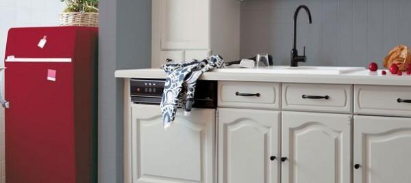 Renueva toda la cocina con una mano de pintura - Pintura para muebles de cocina ...