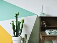 imagen 30 ideas para decorar con cactus y terrarios