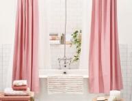 imagen Ideas para tener un baño en color rosa