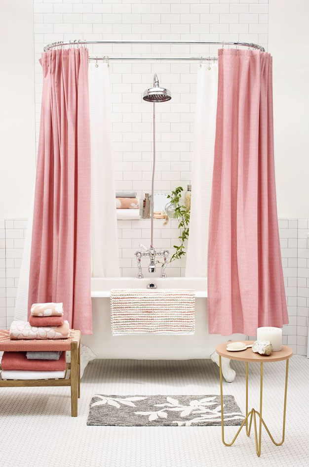 Baño en rosa 1