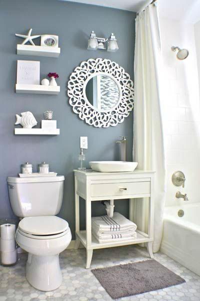 Bathrooms Blue Mountains: Un Baño Pequeño También Puede Tener Estilo