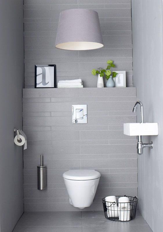 Un ba o peque o tambi n puede tener estilo for Fotos banos modernos para casa