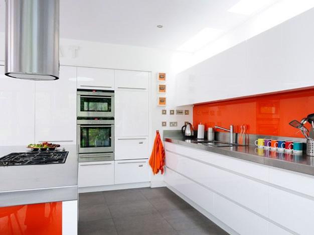Cocina naranja 1