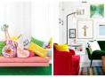 imagen Anímate al cambio: ten un sofá de color