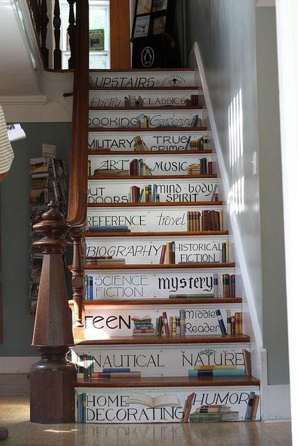 C mo decorar con estilo tu escalera - Decorar paredes escaleras ...