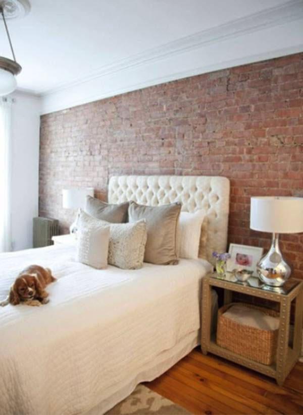 Ideas para decorar tu hogar con el ladrillo visto - Ladrillos decorativos para interiores ...