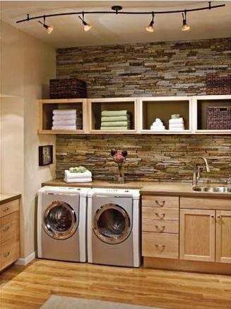 Ideas para una lavander a perfecta for Decoracion de lavanderia