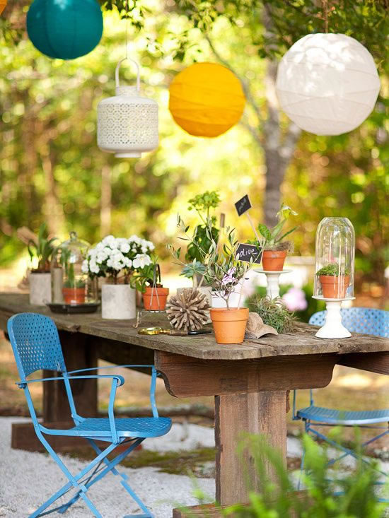 Summer party decorating ideas pictures to pin on pinterest patio ...