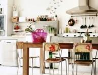 imagen Cómo tener una cocina de estilo boho chic