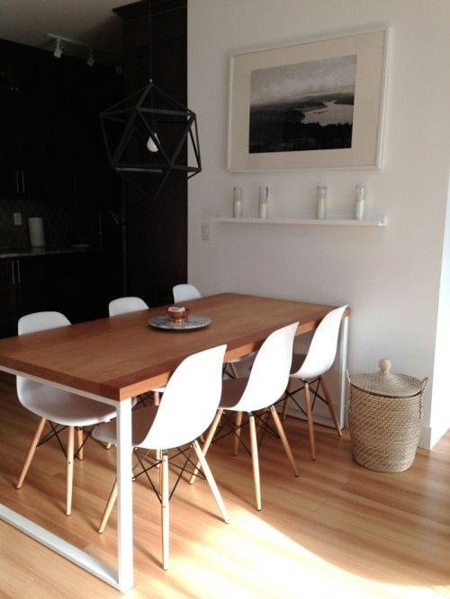 15 comedores de estilo minimalista para no perderse for Comedor minimalista
