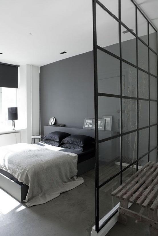 18 ideas de habitaciones en estilo minimalista for Objetos decorativos minimalistas