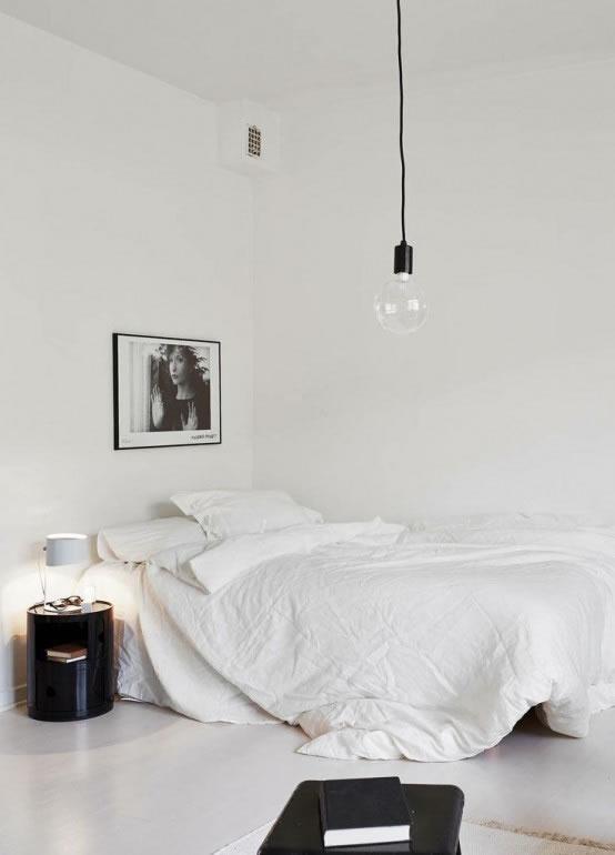 18 ideas de habitaciones en estilo minimalista for Cual es el estilo minimalista