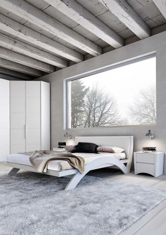 18 ideas de habitaciones en estilo minimalista for Design minimalista