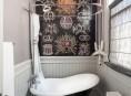 imagen 14 ideas deco con pintura pizarra para tu baño