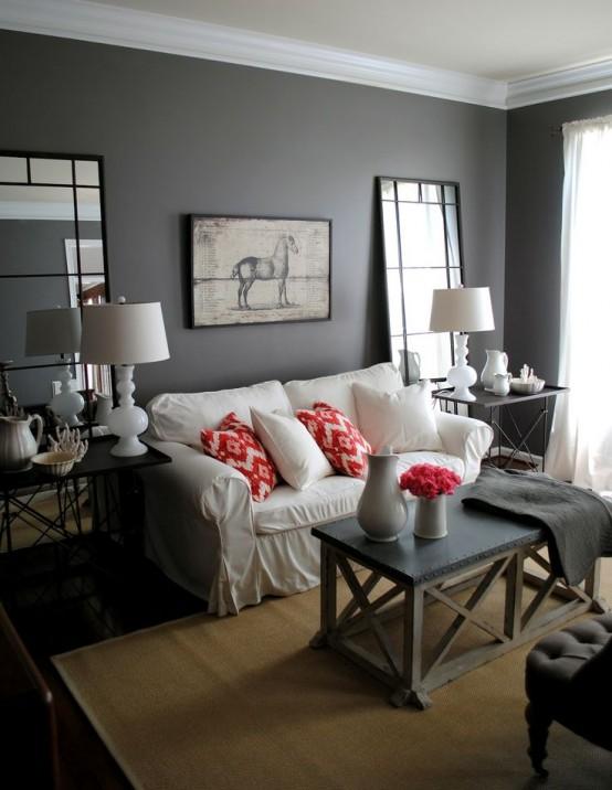 16-ideas-para-decorar-en-gris-y-coral-10