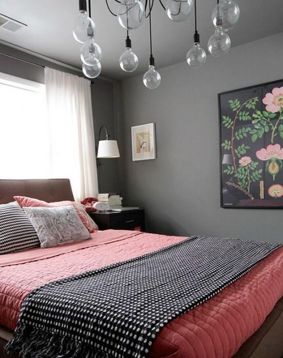 16-ideas-para-decorar-en-gris-y-coral-11