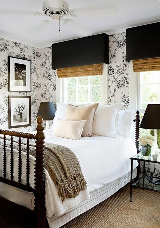 19 ideas para tener un dormitorio de estilo r stico for Dormitorio rustico