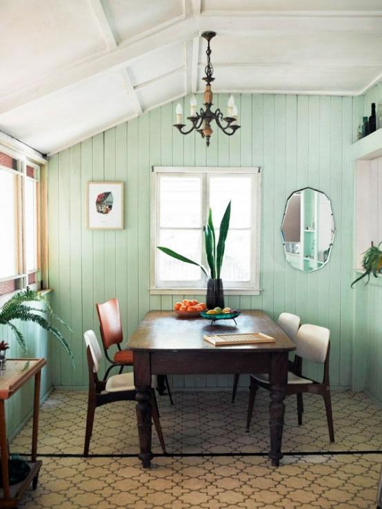 cuartos color verde menta – Dabcre.com