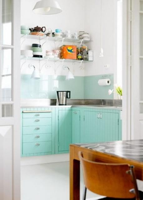 Como decorar un cuarto de baño verde: trucos originales para ...