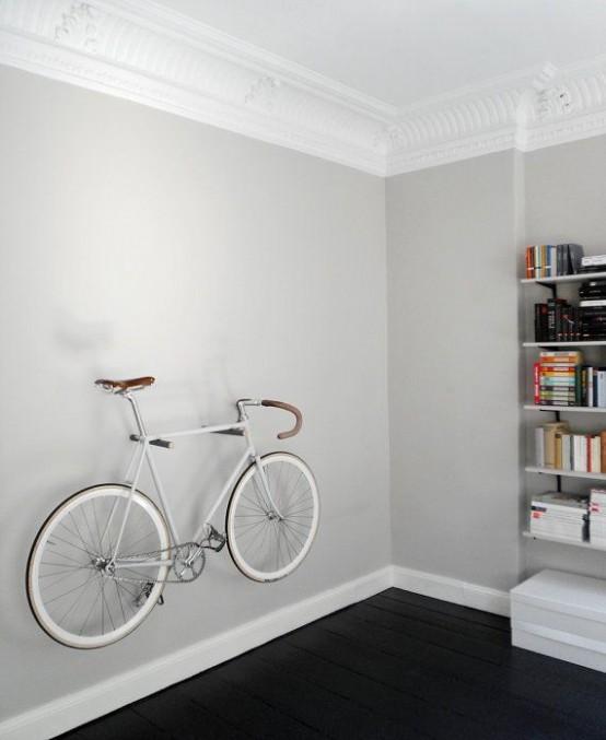 Aprende c mo guardar la bicicleta en casa for Como guardar la bici en un piso