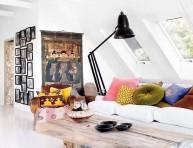 imagen Cómo decorar tu living en estilo bohemio