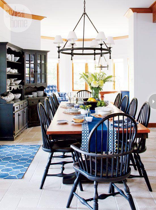 El color indigo en la decoracion del hogar 16 gu a para for Decoracion del hogar 2015