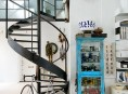 imagen Por qué tener una escalera caracol en tu hogar