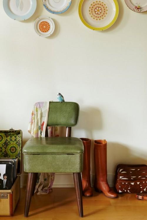 Ideas para decorar tu hogar con objetos vintage - Objetos vintage ...
