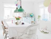 imagen Haz de las sillas de comedor un objeto decorativo