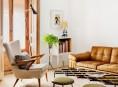 imagen Un cálido apartamento en Madrid de estilo clásico