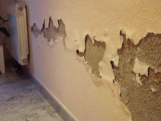 Disfruta de tu hogar sin humedad - Como evitar humedades en las paredes ...