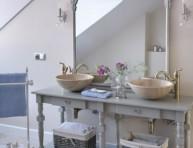 imagen 15 cuartos de baño de estilo provenzal