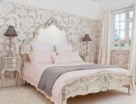 imagen 16 románticas habitaciones en estilo provenzal