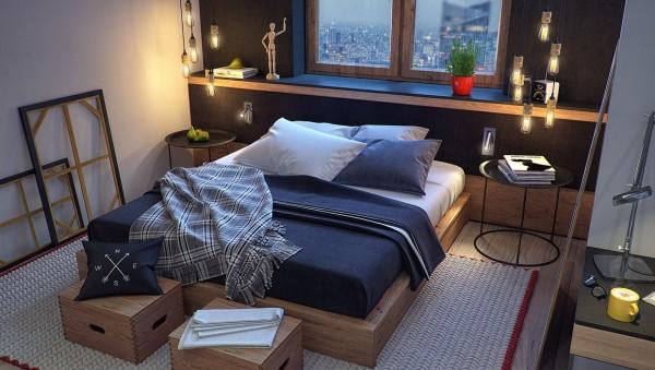 8 habitaciones de dise o creativo - Habitaciones juveniles clasicas ...