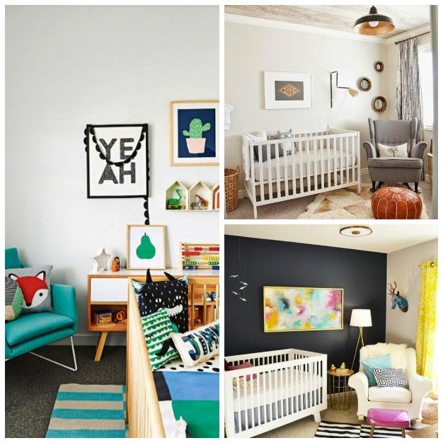 habitaciones bebés