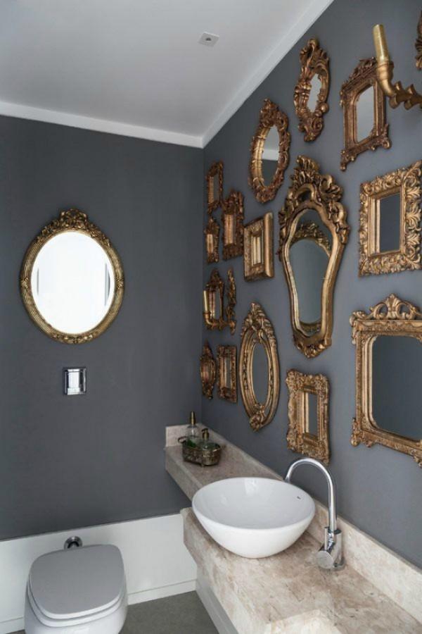 10 consejos para decorar con espejos for Decoracion para espejos