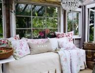 imagen 13 ideas para decorar estancias acristaladas en estilo boho
