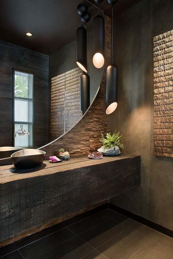 18 impresionantes cuartos de baño para chalet