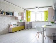 imagen La preciosa renovación de un pequeño apartamento