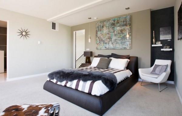 Como Darle Caracter Al Dormitorio Con Cuadros O Pinturas - Cuadros-dormitorios