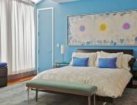 imagen Cómo darle carácter al dormitorio con cuadros o pinturas