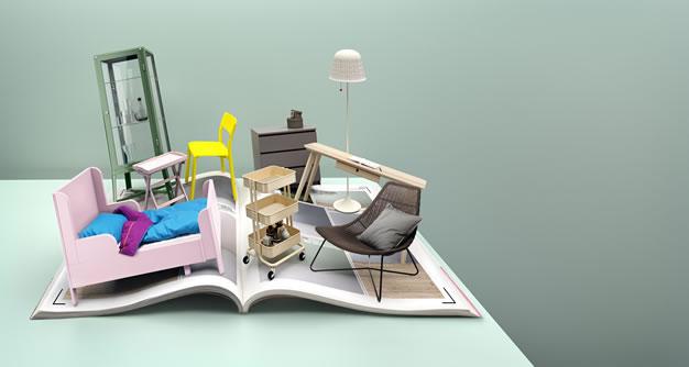 Disfruta la experiencia de decorar tu hogar con ikea Ikea escritorios juveniles