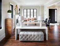 imagen Cómo combinar el sofá con mesa y sillas
