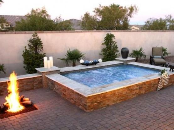 15 ideas para tener un rinc n spa al aire libre for Ar 15 decorations
