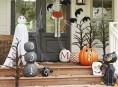 imagen Decoraciones de Halloween para la puerta de casa